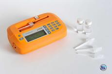 microVISC portable and small sample viscometer