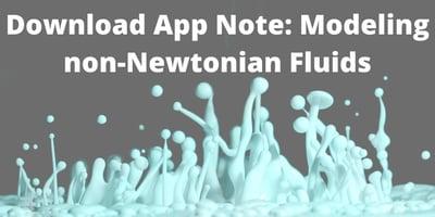 Modeling non-Newtonian Fluid