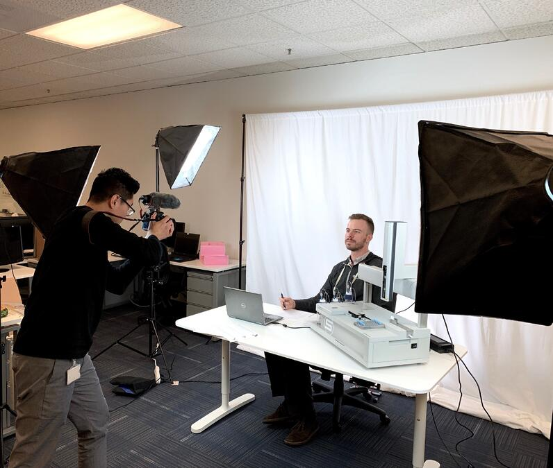 Sneak Peek of Our Media Production