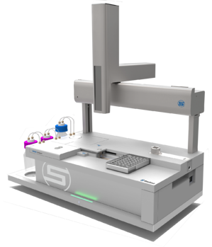 VROC initium - Automatic, High Throughput Viscometer
