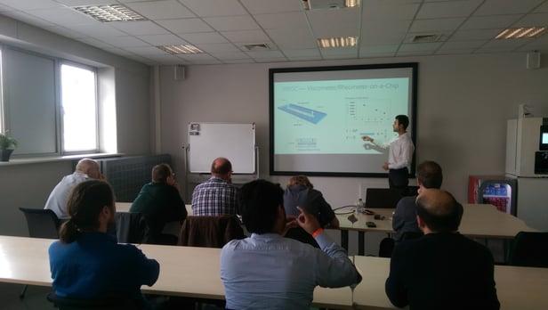 VROC initium Workshop in Ghent, Brussels