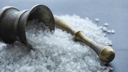 Sea Salt- viscosity