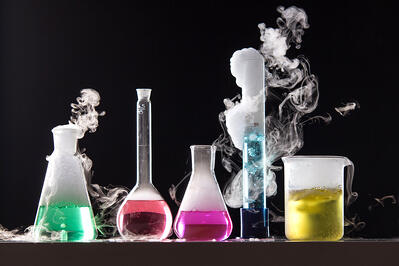viscosity for chemical characterization