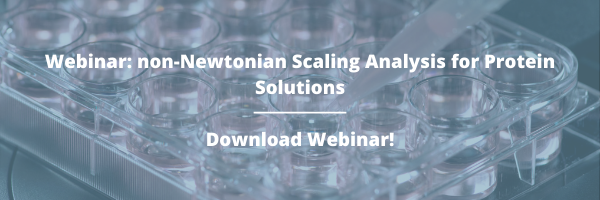 non-Newtonian Scaling Analysis for Protein Solutions Webinar download