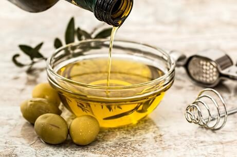 olive oil viscosity
