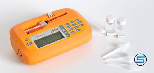 RheoSense microVISC portable viscometer