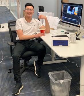 Joseph Chun, Digital Marketing
